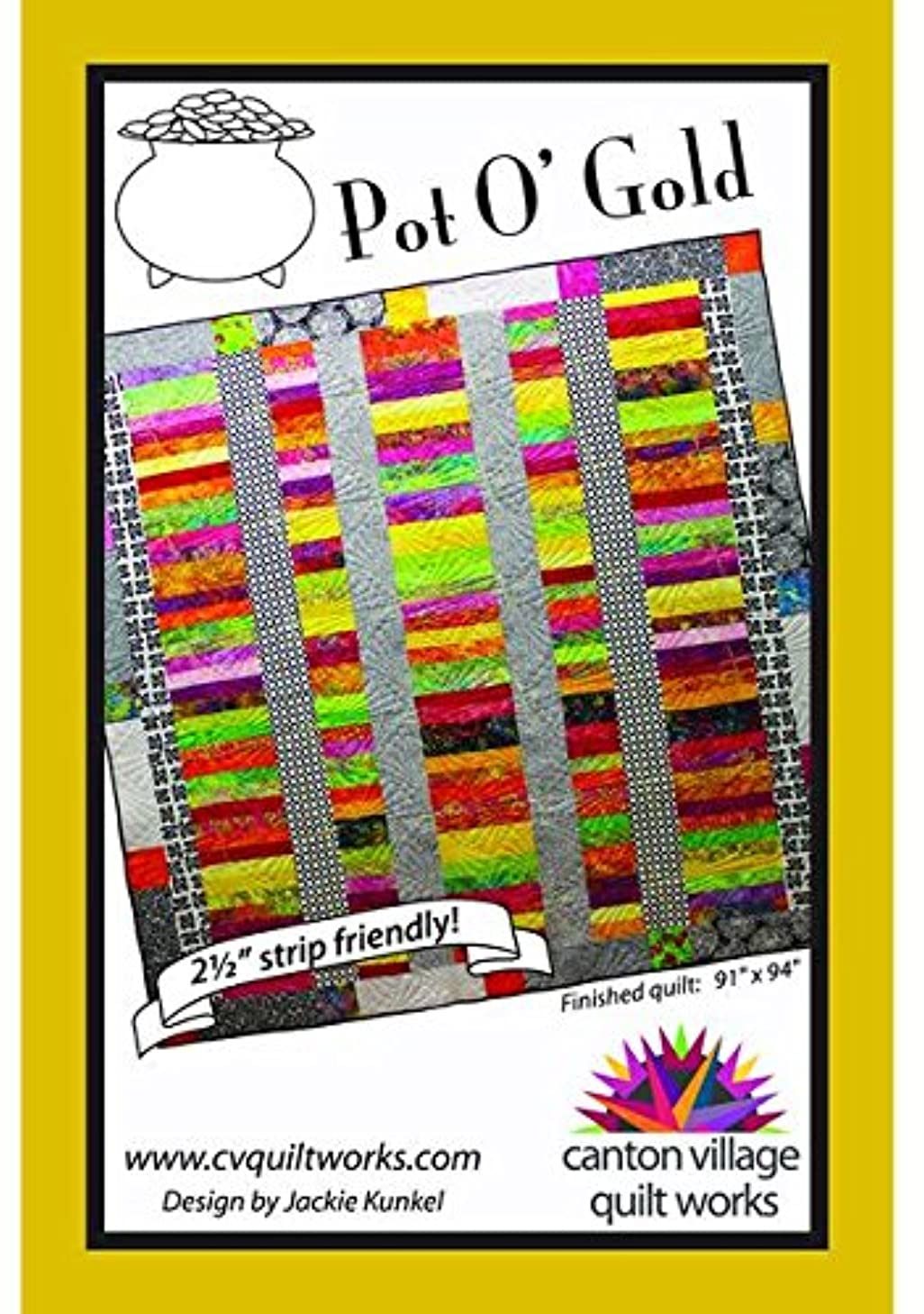Canton Village Quilt Works Pot O' Gold Quilting Threads