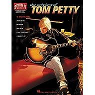 Hal Leonard el muy mejor de tom Petty libro de canciones para guitarra Tab