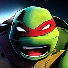 ORIGINAL NINJAS: Explore the Turtles universe with an All-New Original story. Battle your way through 7 chapters and over 70 stages to take on the baddest of bosses – Shredder, Kraang and more! RESPECT THE SHELL: For a limited-time, play and experien...