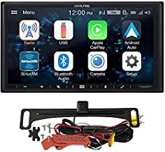 "$359 » Alpine iLX-W650 7"" Mechless Bluetooth Car Receiver Deck and Voxx HD Wide Angle Backup Camera Bundle. Android and iPhone In..."