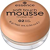 ESSENCE Soft Touch Mousse maquillaje  02 Matt Beige