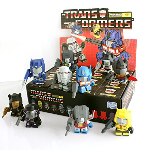 The Loyal Subjects Mini Series Transformers Action Figure (Blind Box - Styles May Vary)