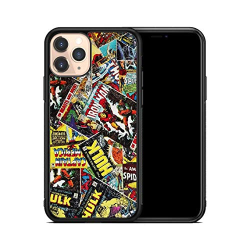 Carcasa para iPhone 121, diseño de Marvel Avengers