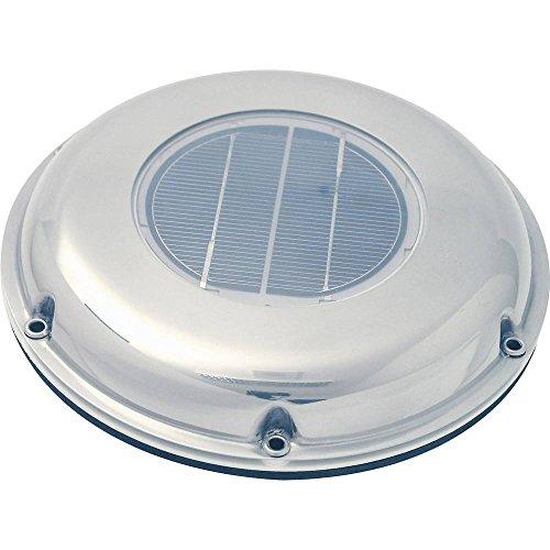 Lilie 31813 Ventilator/Lüfter Kunststoff, Edelstahl 215 mm x 215 mm x 90 mm x 215 mm