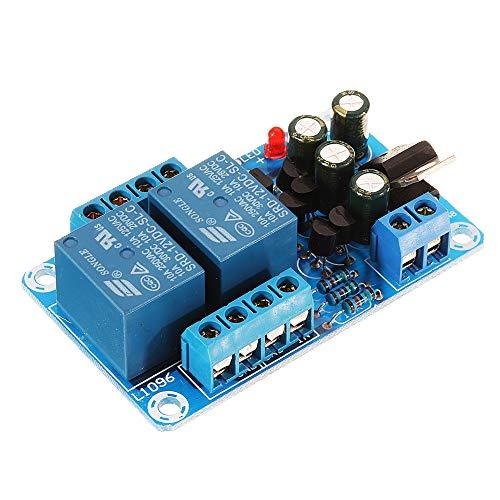 ILS - Startverzögerung und DC-Erkennung Unterstützung Schutzschaltung Doppelkarte Verstärkerleistung Lautsprecher 3 Stück
