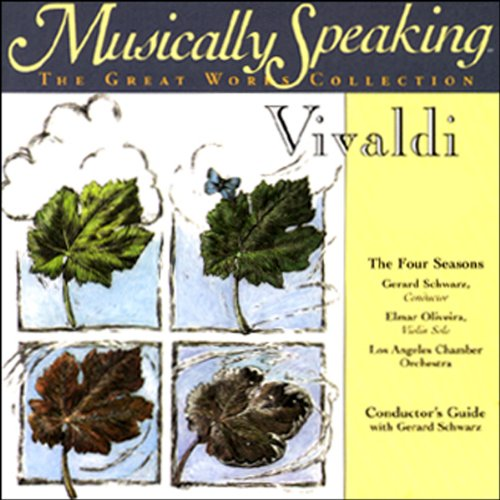 Conductor's Guide to Vivaldi's The Four Seasons audiobook cover art