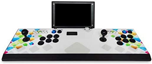 ckground Arcade Gaming Console 2200 Jeux rétro 3D Pandora's Box Arcade Machine 1080P 10 Pouces Système de Jeu, Console de ...