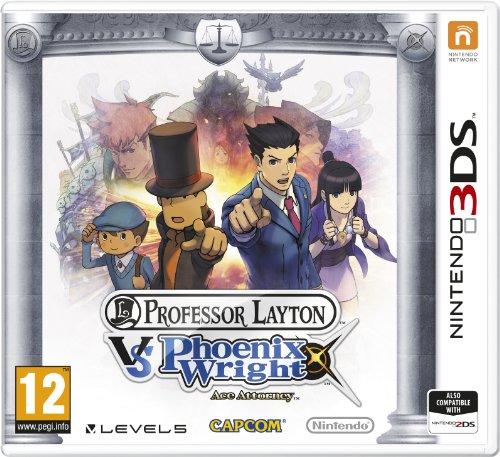 Professor Layton vs. Phoenix Wright: Ace Attorney [UK Import]