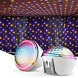 Proyector Estrellas, De Dormir luz nocturna infantil y 4 Modos Iluminación Proyector Estr...