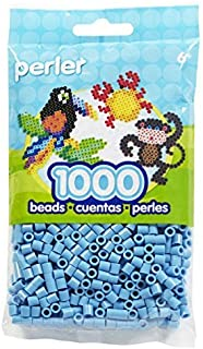 Perler Beads Blueberry Cream 1,000 Count Bulk Buy 3 Pack