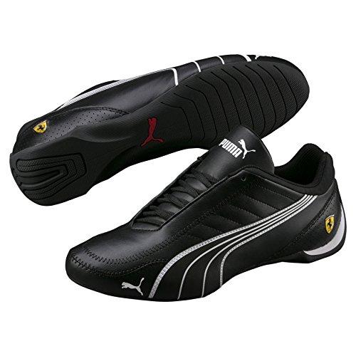 PUMA Mens Ferrari SF Future Cat Kart Driving Athletic Shoes in Black