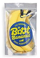 Boot Bananas - Banane asciugascarpe profumate originali - ideali per corsa, arrampicata, trekking, golf, scarpe eleganti #1