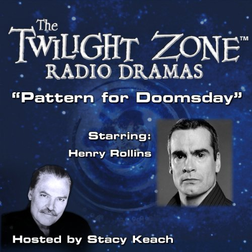 Pattern for Doomsday audiobook cover art