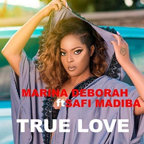 Marina Deborah feat. Safi Madiba