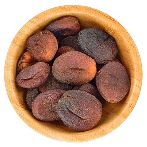 Aprikosen getrocknet ungeschwefelt ungesüßt naturbelassen 500g-5000g Wiederverschließbarer Standbodenbeutel Premiumqualität (1000g)