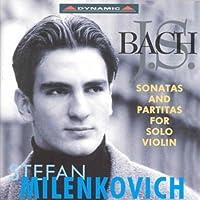 Sonatas & Partitas for Solo Violin by JOHANN SEBASTIAN BACH
