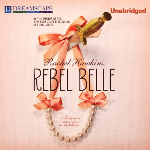 Rebel Belle audiobook cover art