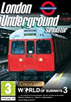 London Underground Simulator - World of Subways 3 (PC CD) by Excalibur Video games publishing [並行輸入品]