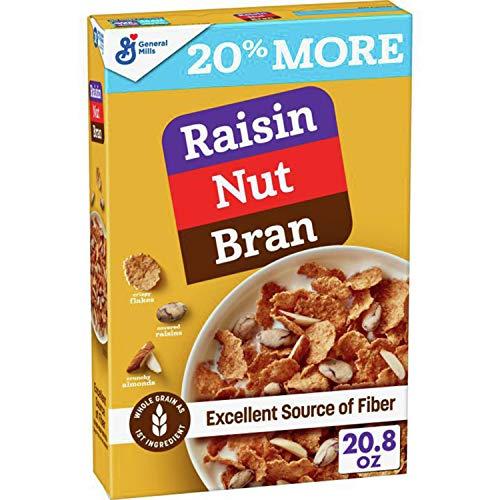 Raisin Nut Bran Cereal 208 oz Pack of 6
