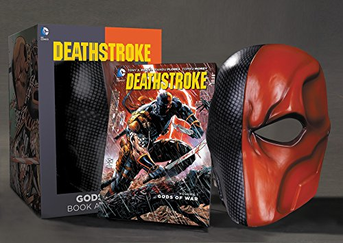 Deathstroke 1 Book & Mask Set: Gods of War