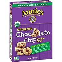 Annie's Chocolate Chip Cookie Bites Certified Organic, 6.5 oz
