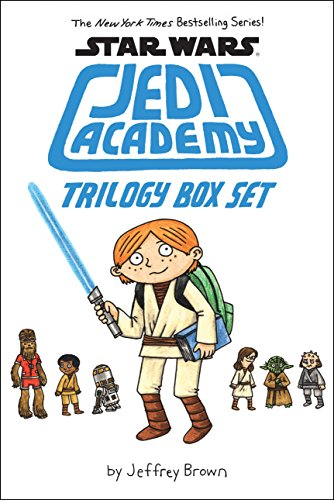 Brown, J: Trilogy Box Set (Star Wars: Jedi Academy)