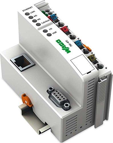 WAGO Kontakttechnik Feldbuscontroller 750-872 Ethernet SPS-Grundgerät 4045454618186