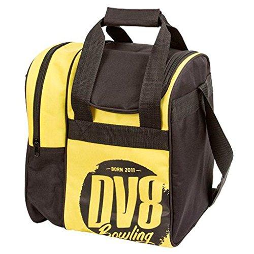 DV8Tactic Single Tote Bowling Bag, gelb