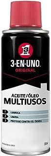 Aceite multiusos - 3 EN UNO - Spray 200 ml - Lubrica, limpia