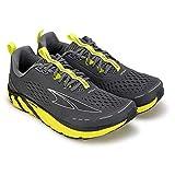 ALTRA Men's Torin 4 Road Running Shoe, Gray/Lime - 7 M US