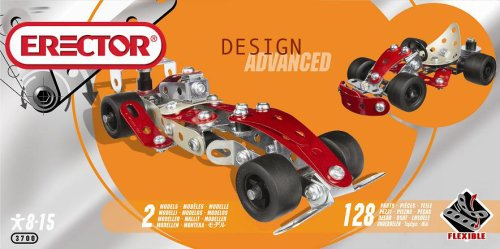 Erector Design Advance set -...