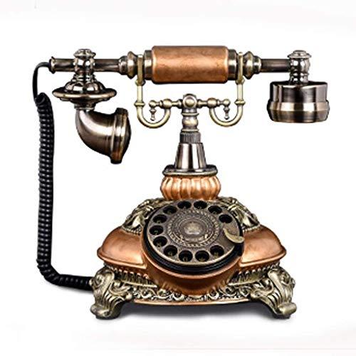 SCFGDH Vintage Hotel Room Landline - Telefon mit Kabelanschluss