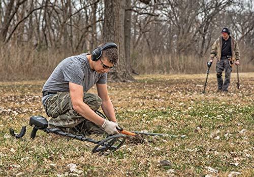 Garrett Metal Detectors 1140570 Garrett at Pro Intl. with MS-3 Kit