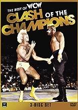 Wrestling (W.W.E.) - Wwe Best Of Wcw Clash Of Champions (3DVDS) [Japan DVD] TDV-23088D