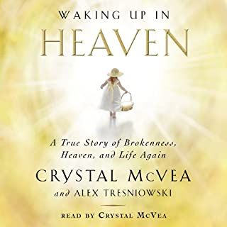Waking Up in Heaven audiobook cover art