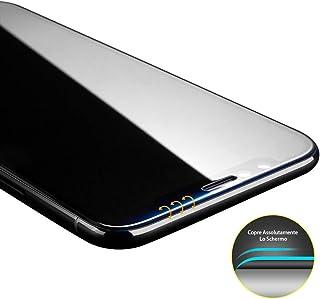 """Didisky 3D Vetro Temperato per iPhone XR (6.1"""") / iPhone 11, [2 Pezzi] Pellicola Protettiva Copre Assolutamente Lo Schermo..."""