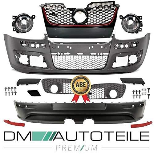 DM Autoteile Golf 5 V Stoßstange Komplett +Heck Diffusor R32 GTI Bodykit+ * ABE ZULASSUNG