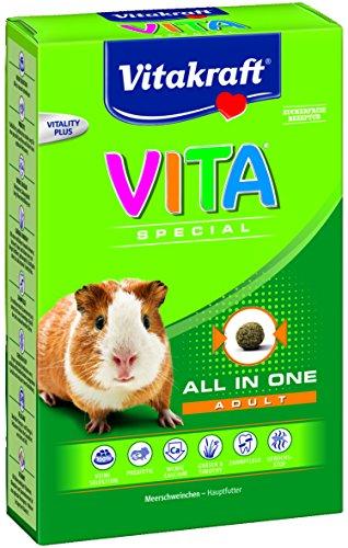 Vitakraft Nagerfutter Meerschweinchen Vita Special Adult, 1x 600g
