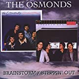 Songtexte von The Osmonds - Brainstorm / Steppin' Out