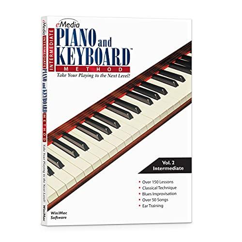of cheap piano keyboards dec 2021 theres one clear winner eMedia Intermediate Piano and Keyboard Method v2
