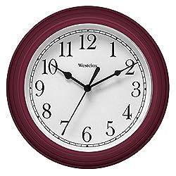 Nyl Holdings/Westclox 8.5 Burg RND Wall Clock