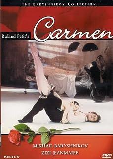 Bizet - Carmen Ballet / Mikhail Baryshnikov, Zizi Jeanmarie by Roland Petit