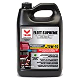 Triax Fleet Supreme 15W-40 API CK-4 Full Synthetic Diesel Engine Oil   Friction Optimized and Boosted with...
