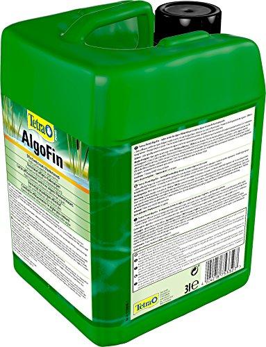 Tetra Pond AlgoFin (zur effektiven und sicheren Vernichtung von hartnäckigen Fadenalgen und anderen Algen im Gartenteich), 3 Liter Flasche - 5