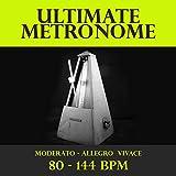 Metronome - 96 BPM - Moderato