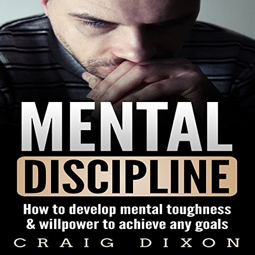 Mental Discipline audiobook cover art