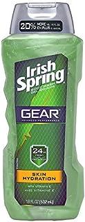 Colgate Palmolive アイルランドの春ギアハイドレイティングボディウォッシュ、18液量オンス - ケースあたり6。