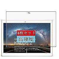 4枚 Sukix フィルム 、 BungBungame KALOS2 10.5インチ KALOS 2 向けの 液晶保護フィルム 保護フィルム シート シール(非 ガラスフィルム 強化ガラス ガラス ) 修繕版