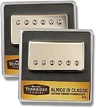 Tonerider AC4 Alnico IV Classic Vintage humbucker neck & bridge set nickel NEW