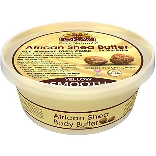 Okay Pure Naturals African Shea Body Butter 7oz Only $2.37 (Retail $5.99)